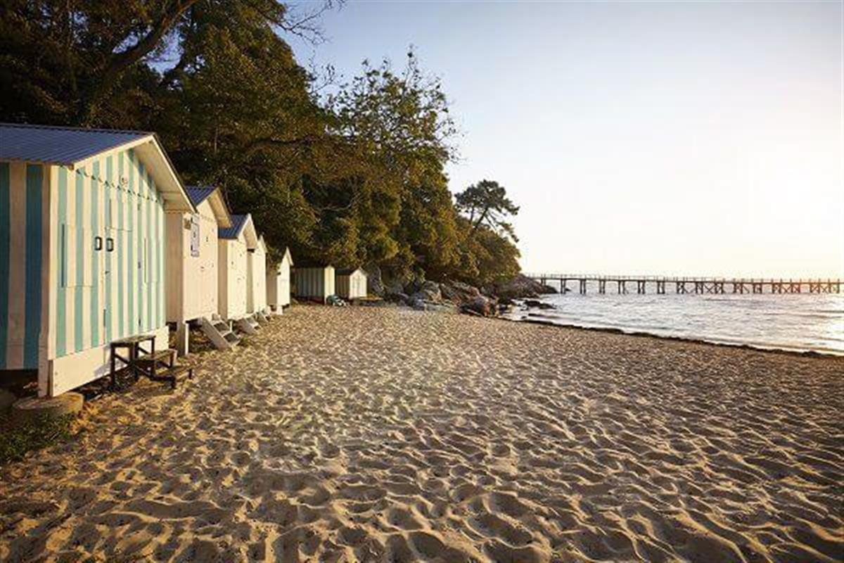 L 39 le de noirmoutier camping 4 toiles vend e tourisme for Camping ile de noirmoutier avec piscine couverte